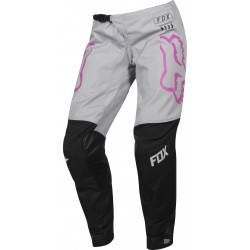 SPODNIE FOX LADY 180 MATA BLACK/PINK