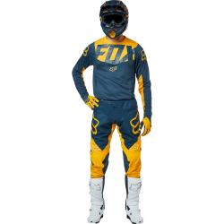 FOX 360 KILA NAVY/YELLOW GEAR SETS