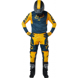 FOX 180 PRZM NAVY/YELLOW GEAR SETS