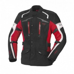 KURTKA TEKSTYLNA IXS MONTGOMERY [GORE-TEX] BLACK/WHITE/RED 3XL