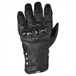IXS TALURA II BLACK GLOVES