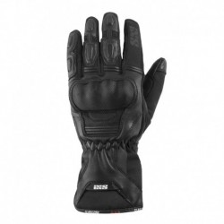 IXS GLASGOW [SOLTO-TEX] BLACK GLOVES