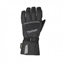 IXS SONAR [GORE-TEX] BLACK GLOVES
