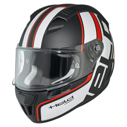 KASK HELD by SCHUBERTH H-SR2 RACE BLACK/WHITE/RED