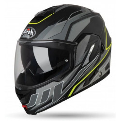 KASK AIROH REV 19 REVOLUTION ANTHRACITE MATT S
