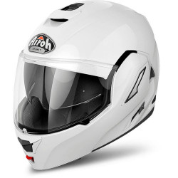 KASK AIROH REV19 COLOR WHITE GLOSS