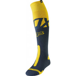 FOX COOLMAX THICK KILA SOCKS NAVY/YELLOW