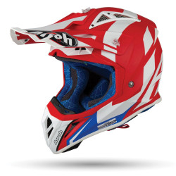 AIROH AVIATOR 2.3 AMSS HELMET BIGGER RED MATT