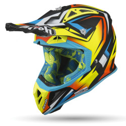 AIROH AVIATOR 2.3 AMSS HELMET FAME YELLOW GLOSS