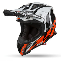 AIROH AVIATOR 2.3 AMSS GREAT HELMET ORANGE GLOSS