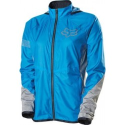 Womens Diffuse Jacket BLUE