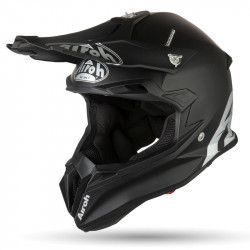 KASK AIROH TERMINATOR OPEN VISION COLOR BLACK MATT