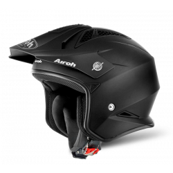 AIROH TRR S COLOR BLACK MATT HELMET