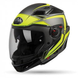 KASK AIROH EXECUTIVE LINE YELLOW MATT S