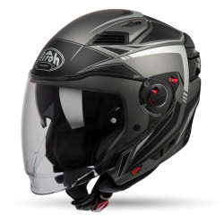 HELMET AIROH EXECUTIVE LINE ANTHRACITE MATT