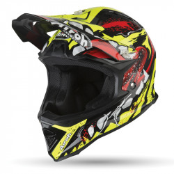 AIROH JUNIOR ARCHER GRIM HELMET GLOSS