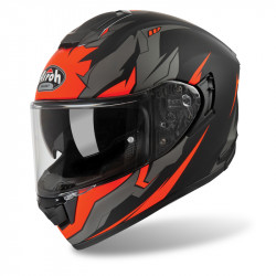 AIROH ST501 BIONIC HELMET ORANGE MATT