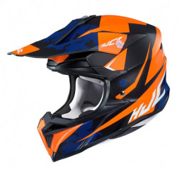KASK HJC I50 TONA BLACK/ORANGE