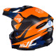 KASK HJC I50 TONA BLACK/ORANGE S