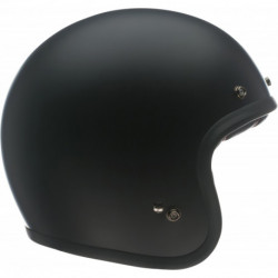 KASK BELL CUSTOM 500 DLX SOLID BLACK MATT