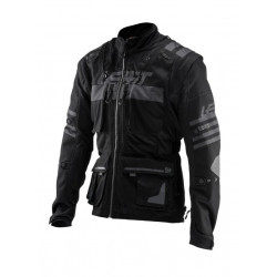 LEATT GPX 5.5. ENDURO JACKET BLACK