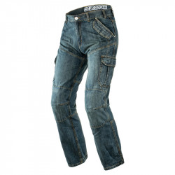 JEANS OZONE SHADOW BLUE