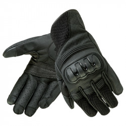 OZONE TOWN II CE BLACK GLOVES