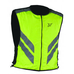 REFLECTIVE VEST REBELHORN FLUO YELLOW