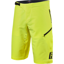 SPODENKI FOX LADY FREERIDE FLO YELLOW