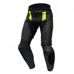OZONE VOLT PANTS BLACK/FLO YELLOW