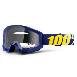 100% STRATA HOPE GOGGLES - CLEAR ANTI-FOG LENS