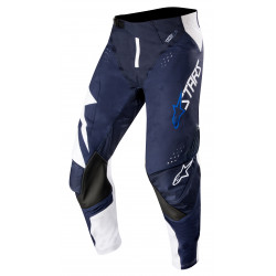 ALPINESTARS TECHSTAR FACTORY white/navy PANTS