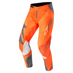 ALPINESTARS TECHSTAR FACTORY black/fluo/orange PANTS