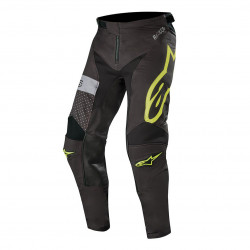 ALPINESTARS RACER TECH ATOMIC black/fluo/grey/yellow PANTS