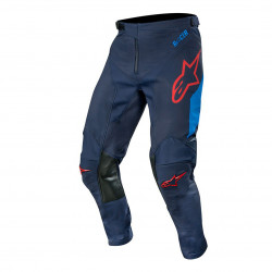 ALPINESTARS RACER TECH COMPASS violet/navy/blue PANTS
