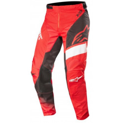 ALPINESTARS RACER SUPERMATIC white/navy/blue PANTS