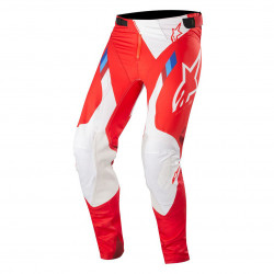 ALPINESTARS SUPERTECH white/red PANTS