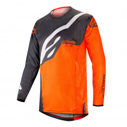 ALPINESTARS TECHSTAR FACTORY white/navy JERSEY