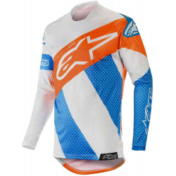 ALPINESTARS RACER TECH ATOMIC black/fluo/grey/yellow JERSEY