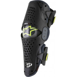 ALPINESTARS SX-1 BLACK KNEE GUARD