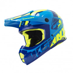 KASK KENNY TRACK NAVY NEON YELLOW 2019