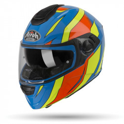 KASK AIROH ST301 TIDE AZURE GLOSS S