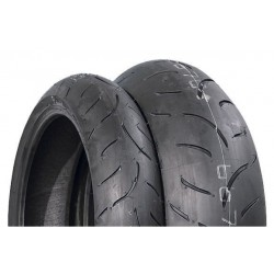 120/70ZR17 + 180/55ZR17 DUNLOP SPORTMAX QUALIFIER II TIRE SET