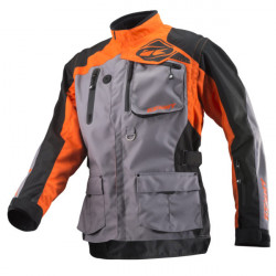 KENNY TITANIUM ORANGE JACKET ENDURO 2019