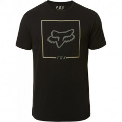 T-SHIRT FOX CHAPPED AIRLINE BLACK