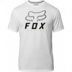 T-SHIRT FOX HERITAGE FORGER TECH WHITE