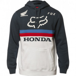 BLUZA FOX Z KAPTUREM HONDA NAVY/WHITE