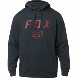 BLUZA FOX Z KAPTUREM LEGACY MOTH NAVY/RED