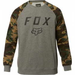 BLUZA FOX LEGACY HEATHER GRAPHITE