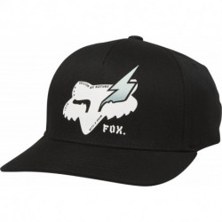 CZAPKA Z DASZKIEM FOX JUNIOR HELLION 110 SNAPBACK BLACK YOS